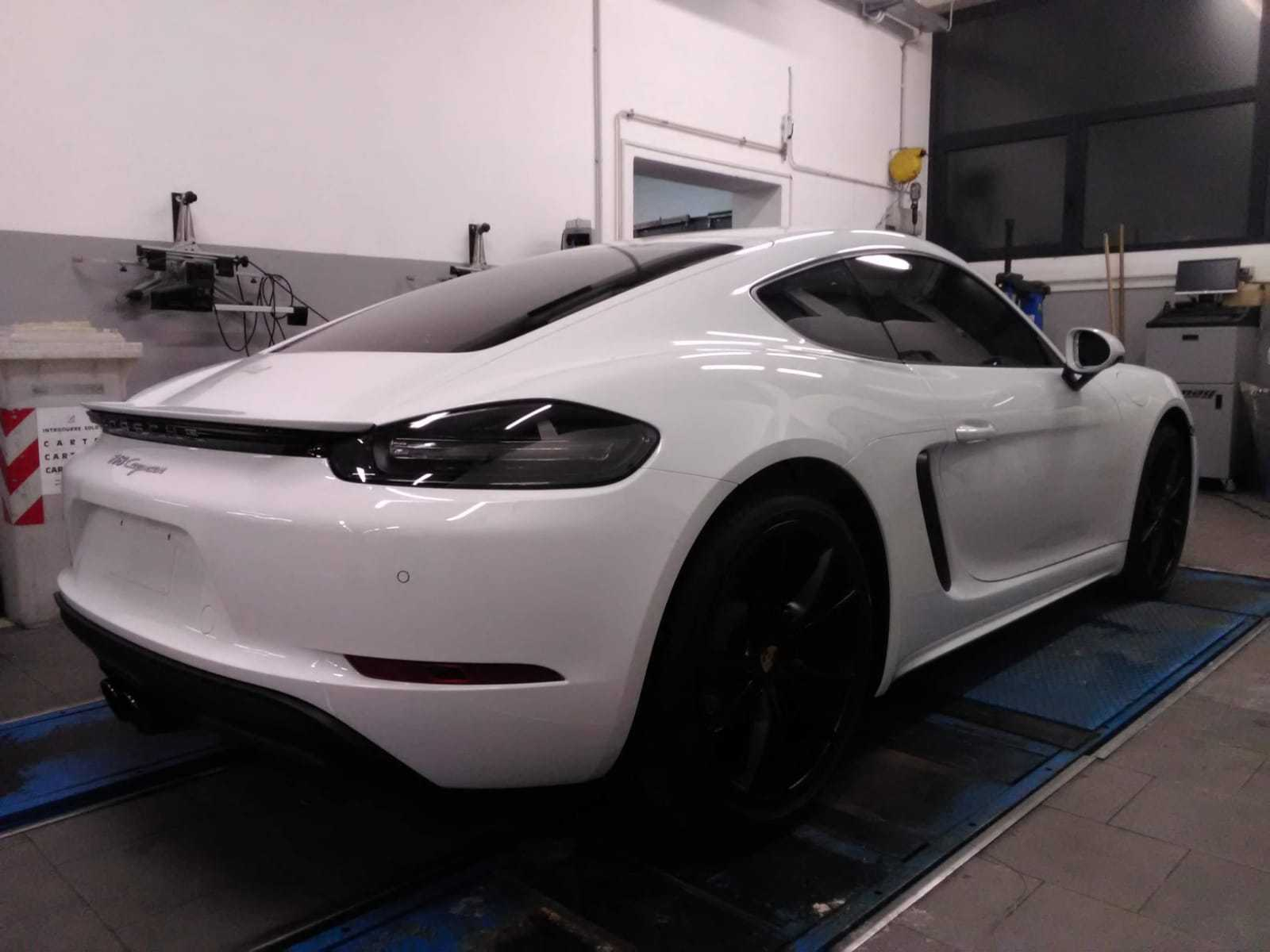 Pellicole vetri Porsche