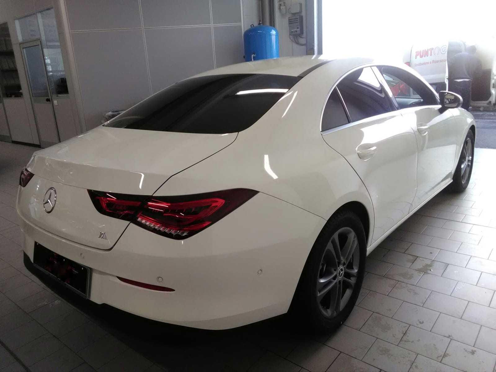 Pellicole vetri Mercedes