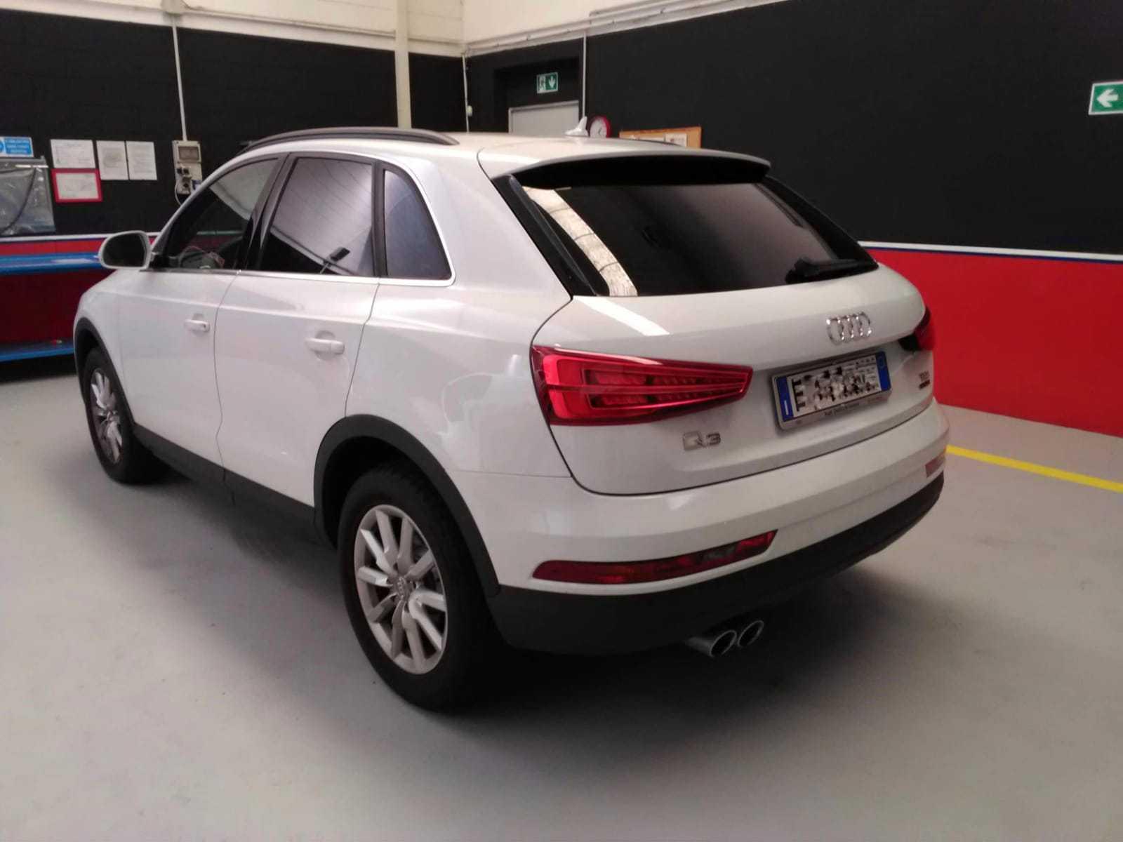 Pellicole vetri Audi